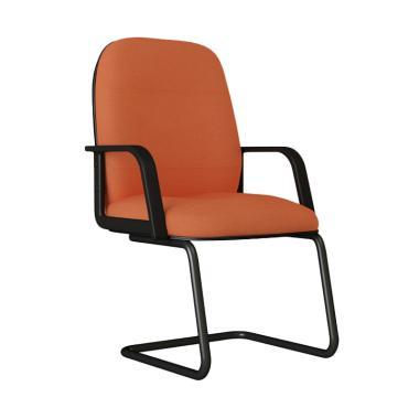 Verona Chair KH-506-HK Type Standard Vinyl Kursi Kantor - Coklat