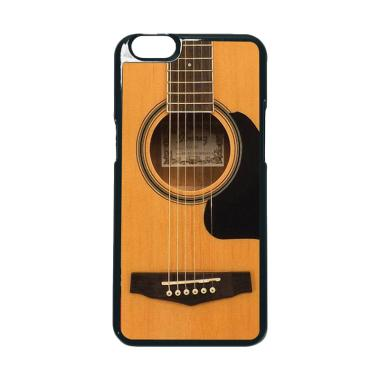 CARSTENEZIO Motif Alat Musik Music 02 Casing for Oppo A39 - Hitam