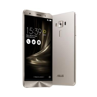 Asus ZenFone 3 Deluxe ZS570KL Smart ... ier Silver  [6 GB/ 64 GB]