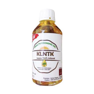 Vico Bagoes Healthy Cooking Coconut Oil Minyak Goreng Kelapa [1000 mL]