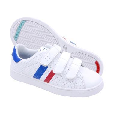 Toezone Flagstaff Yt Sepatu Anak Laki-laki - White Royal