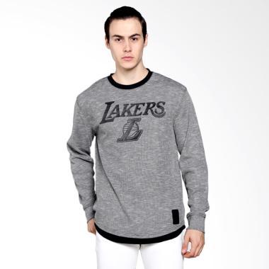 NBA Style Men InBound Thermal Los A ... ey Kaos Basket (GEM1433F)