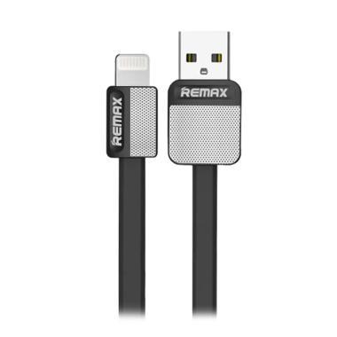 Remax Original Platinum Lightning C ... ng and Data Kabel - Black