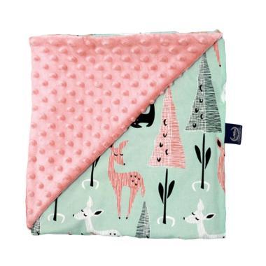 DollBao La Millou Minky Calming Bla ... r Bayi - Bambi Deer Coral