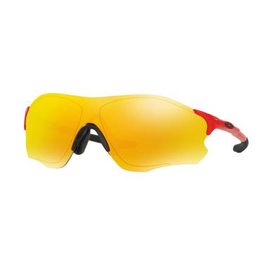 Oakley Evzero Path A Oo9313 Sunglas ... 309/Size 38/Fire Iridium]