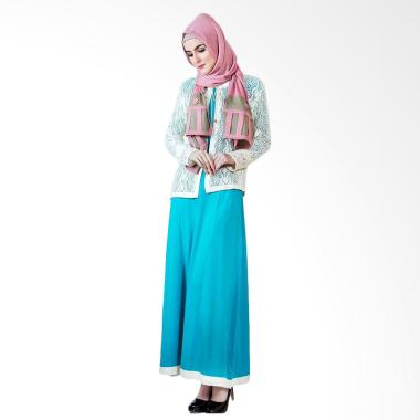 Supernova House Fheme FD Dress Muslim - Tosca Off White