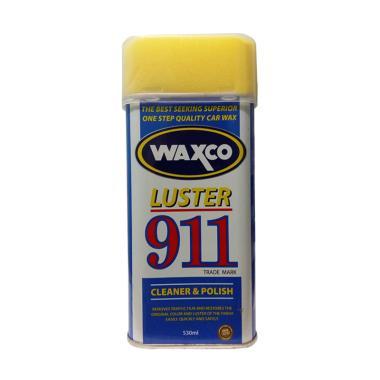 harga Waxco Luster 911 Wax Body Mobil [530 mL] Blibli.com