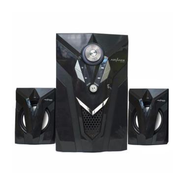 harga Advance M10BT Subwoofer System Bluetooth Multimedia Speaker - Hitam Blibli.com