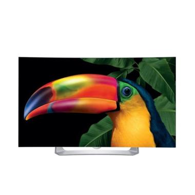 LG Smart TV - Putih [55 inch/ 1080p ... ghting Pixels/ webOS 2.0]