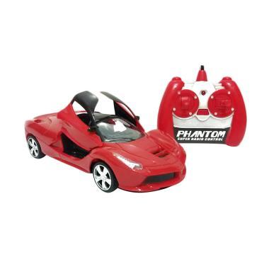harga Golden Shop RC Speed Legend Ferrari Mainan Remote Control - Merah [1 : 24] Blibli.com