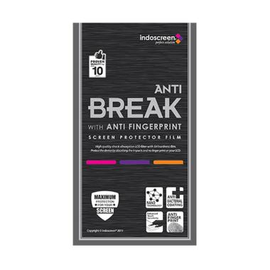 Indoscreen Anti Break Screen Protector for Samsung Gear S3 Clear