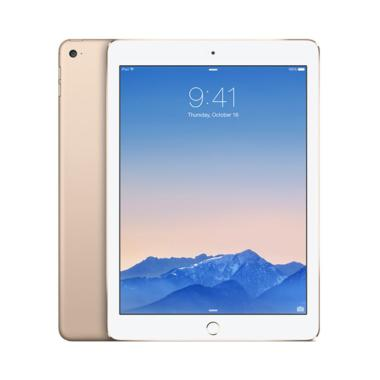 Apple New iPad 32 GB 2017 Tablet - Gold [9.7 inch/Wifi + Cellular