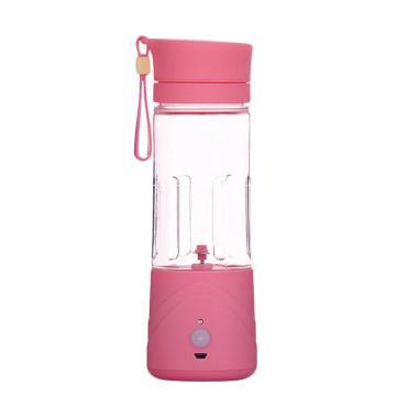Meilyngiftshop Blender Juicer Portable - Pink [Rechargeable]
