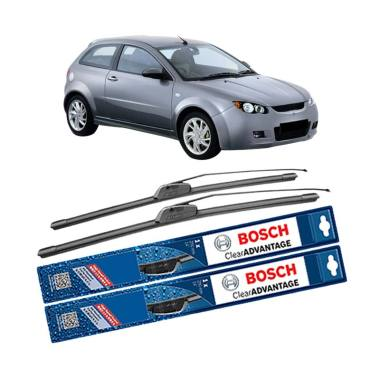 Bosch Wiper Frameless New Clear Adv ... Satria Neo [20 & 17 Inch]