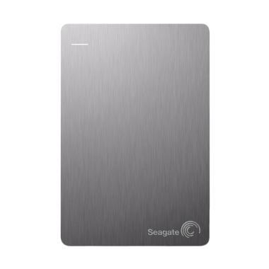Seagate Backup Plus Slim Portable H ... l - Silver [1 TB/USB 3.0]