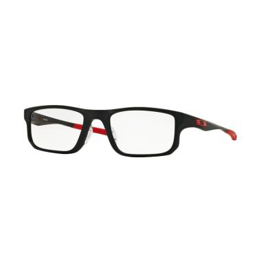 Oakley 806608 Ophthalmic Optical Vo ... a - Satin Black [Size 55]