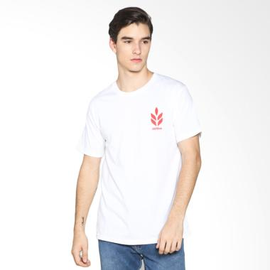 Musica Studio Geisha T-Shirt Taiwan Merchandise - Putih