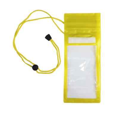 Universal Waterproof Case Bag for S ... .5 Inch - 6 Inch - Kuning