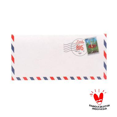 Littlebigpaper Long Envellope Paper Wallet Dompet Kertas