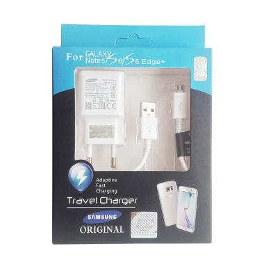 Samsung Travel Adapter Original Charger Samsung Note 4/5/S6/S7 Edge