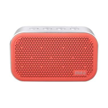 Xiaomi MiFa M1 Bluetooh Portable Speaker Cube with MicroSD Slot - Merah