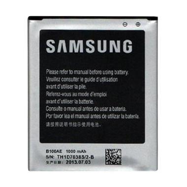 Samsung Original Baterai for Samsun ... 313HZ/Galaxy V [1000 mAh]