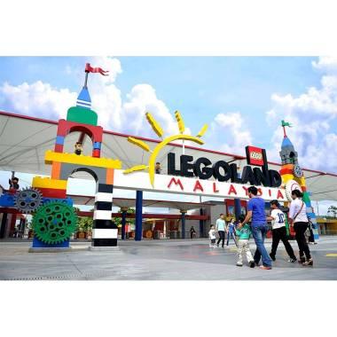 Travel Point Tour Bandung Legoland E-Ticket [Anak]