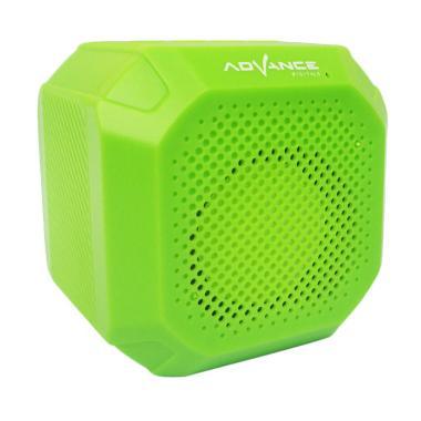 Advance ES010N Portable Mini Blueto ... Hijau [Support Handsfree]