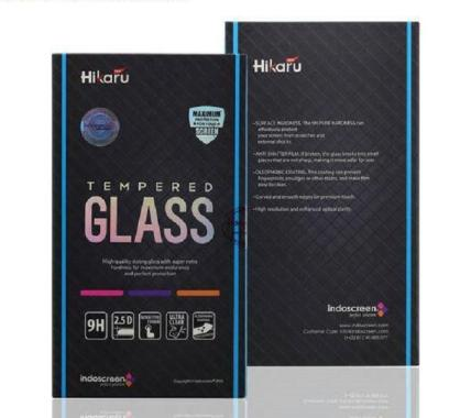 Hikaru Tempered Glass Screen Protector For Asus Zenfone 2 Laser 5 Inch
