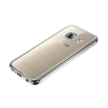 OEM Ultrathin TPU Shining Chrome Casing For Samsung Galaxy J7 2016