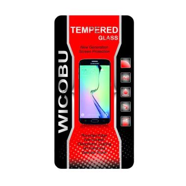 Wicobu Tempered Glass Screen Protec ... laxy C7 [Round Edge 2.5D]