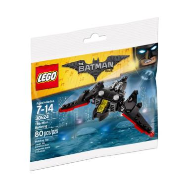 Lego Polybag The Lego Batman Movie 30524 The Mini Batwing Blocks & Stacking Toys
