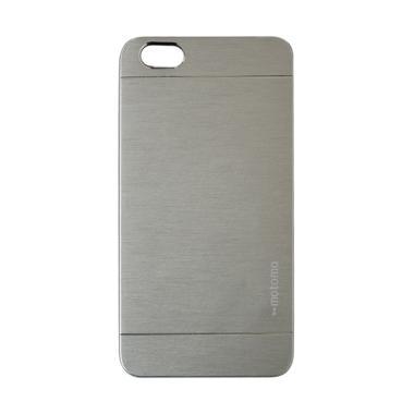 huge discount 3f47d d890c Motomo Metal Hardcase Backcase Casing for Vivo Y55 or Vivo Y55s - Silver
