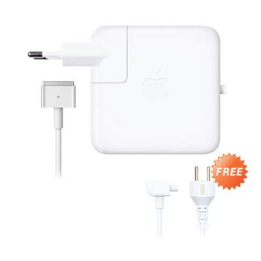 Apple Magsafe A1424 Adapter Charger ...  Extension Cord [85 Watt]
