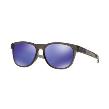 ... get oakley sunglasses stringer oo9315 grey smoke 931505 size 55 violet  iridium 7c260 a90d7 c8d22e0a3a