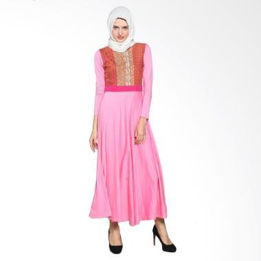 fafa-collection_fafa-collection---marsha-002--long-dress-batik-wanita--warna-bright-pink_full05 Ulasan Daftar Harga Busana Muslim Batik Masa Kini Terbaru waktu ini
