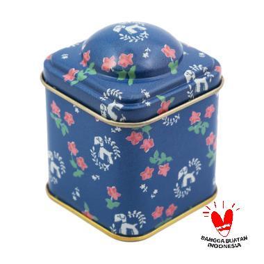 Mendekor flop   kaleng aksesoris kotak vintage unik shabby chic vintage tin box full05