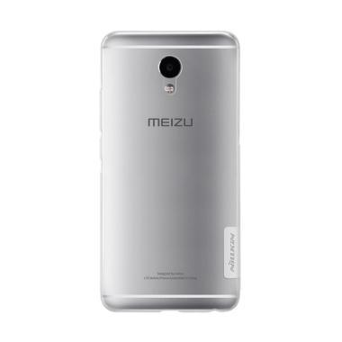 Nillkin Nature TPU Softcase Casing Meizu M5 ...