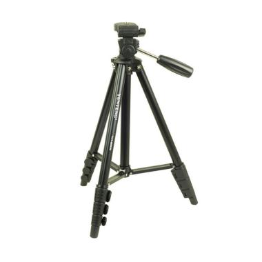 Yunteng VCT-680 Portable Lightweigh ...  Video and Camera - Black