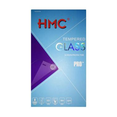 HMC Tempered Glass Screen Protector for Nokia Lumia 530 4.0 Inch [2.5D Real Glass