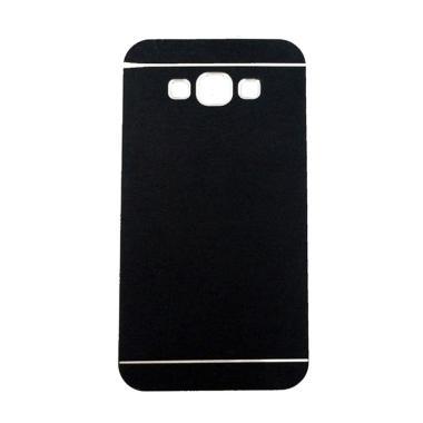Motomo Metal Hardcase Backcase Casing for Samsung Galaxy J2 Prime G532M -  Black 810e8cead7
