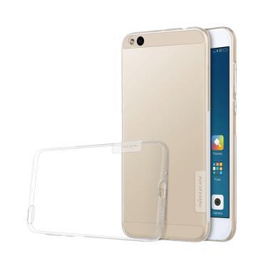 Nillkin Nature TPU Softcase Casing Cover for Xiaomi Mi5c - Transparan