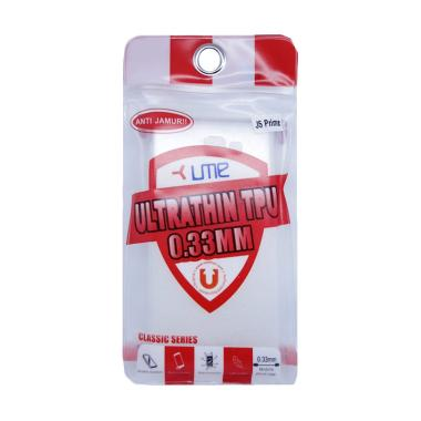 Ume Ultra Fit Air Silicon Softcase  ... g Galaxy J5 Prime - Clear