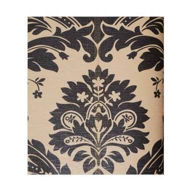 Java Wallpaper XTE3030 King Motif B ...  Dekorasi Dinding - Hitam
