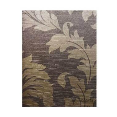 Java Wallpaper Kq2873 Queen Motif B ...  Dekorasi Dinding - Cream