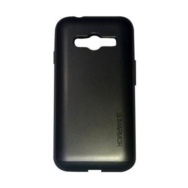 hot sale online 68782 7bf69 Spigen Slim Armor Hardcase Casing for Samsung Galaxy Grand Prime (G530H) -  Black