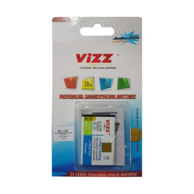 Vizz BL5c BL-5C Double Power Battery ...