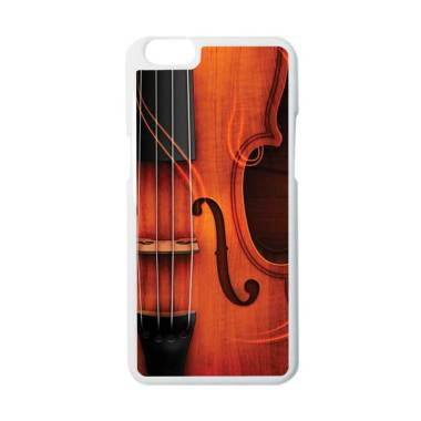 CARSTENEZIO Case Casing Oppo A39 Case Putih Motif Alat Musik Music 12