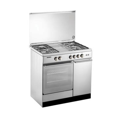 Modena FC7943S Kompor Gas with Oven ... less Steel] [Kab.Bandung]