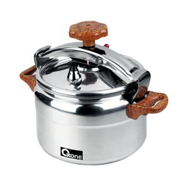 Oxone Ox-2004 Alupress Alumunium Pressure Cooker Panci Presto [4 L]